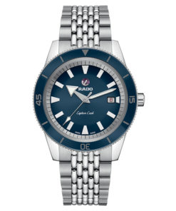 Rado Captain Cook blau