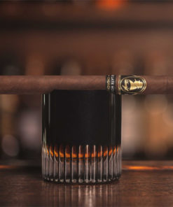 Davidoff Winston Churchill Late Hour Whisky Glass – Limited Edition